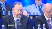 Government accused of sacking Garda Commissioner