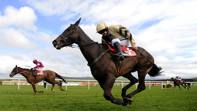 Punchestown the plan for First Lieutenant