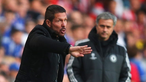 Diego Simeone's team have their mothers to thank for beating Chelsea according to the manager