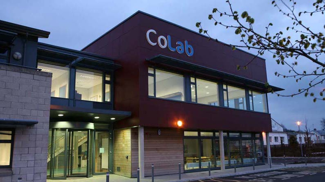 The CoLab at Letterkenny Institute of Technology houses 28 small companies (Pic: CoLab.ie)
