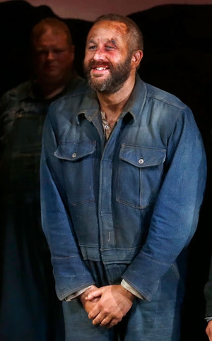 Chris O'Dowd was among the winners of Theatre World awards in the US
