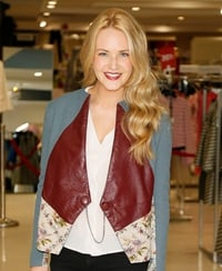 Irish stars turn out for Arnotts fashion event