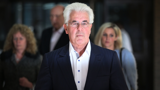 Max Clifford was found guilty on eight counts of sexual assault