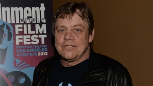 Hamill: The Force is still strong in him