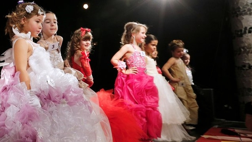 Minister for Children Frances Fitzgerald described the pageants as 'inappropriate'
