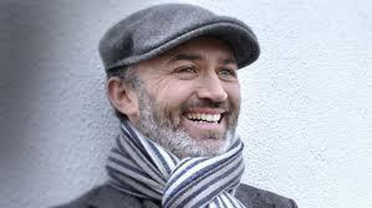 Irish comedian Tommy Tiernan