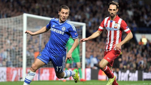 Eden Hazard's mistake against Atletico proved costly to Chelsea