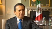 Ireland is the natural gateway to Europe, Mexico's Economy Minister Ildefonso Guajardo Villarreal tells RTÉ's Sean Whelan