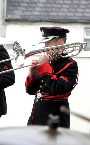 The Athlone Army Band