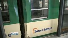 200 injured in subway crash in South Korea