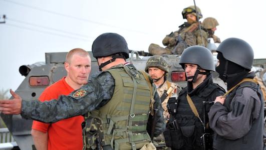 Is Ukraine edging close to civil war ?