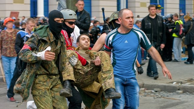 Several dead in clashes in southern port city of Odessa
