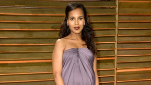 "Kerry Washington feels ""really blessed"" since giving birth"