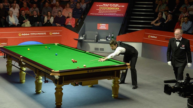 Ronnie O'Sullivan is aiming for a sixth World Champ[ionship crown