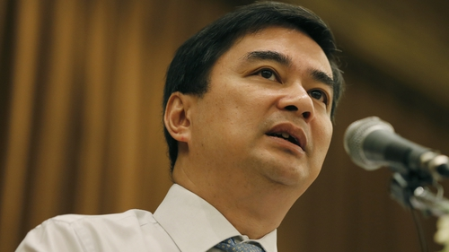 Former prime minister Abhisit Vejjajiva said the vote should be delayed by five or six months