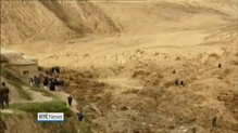 Major relief effort after Afghan landslide