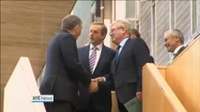Coalition parties close to deal on water charges