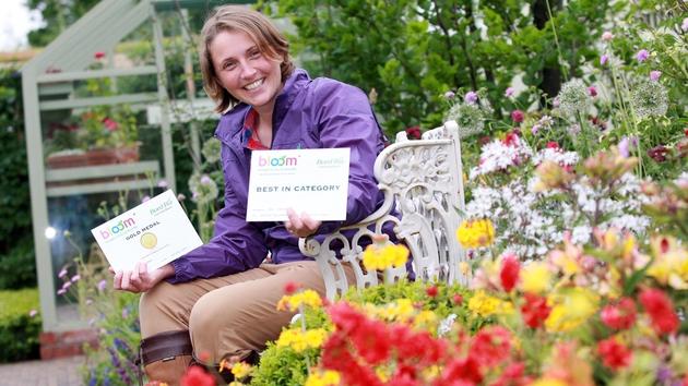 Gardening expert Jane McCorkell
