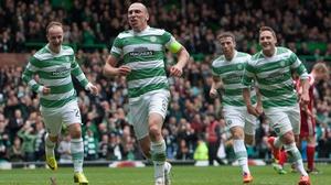 Captain Scott Brown returns from suspension for Salzburg clash