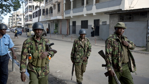 A series of bombings have hit the Kenyan city of Mombasa