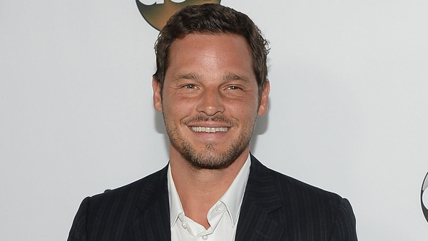 Justin Chambers is back for more medical drama on Grey's Anatomy