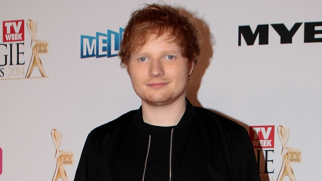 Ed Sheeran posts snap of surprise Vicar Street gig