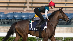 Gordon Lord Byron may miss out on Royal Ascot after returning a dirty scope