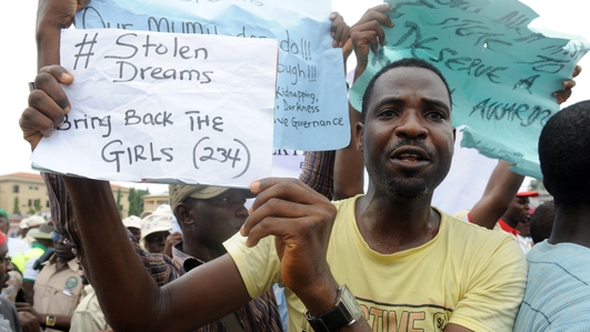 Search continues for Nigeria's kidnapped girls
