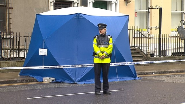 Gardaí are investigating the overnight assault