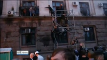 Security services blamed for not halting Odessa violence