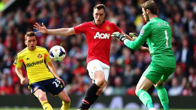 Phil Jones: 'It's the story of our season isn't it? You win one, but you can't carry the form on'