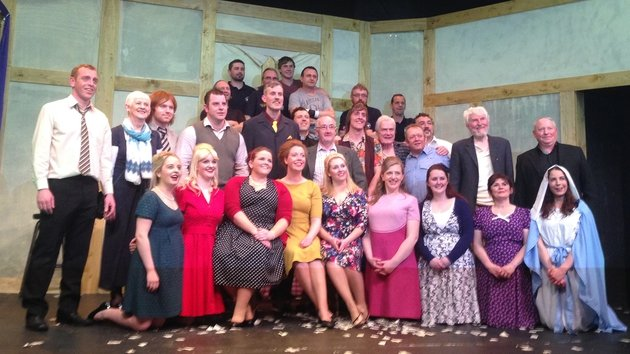 Corn Mill Theatre Company from Carrigallen, Co. Leitrim