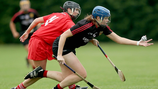 Cork were three-point winners in Clane