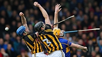 RTÉ analyst Joe Dooley felt Kilkenny just about deserved their win over Tipperary in the league final