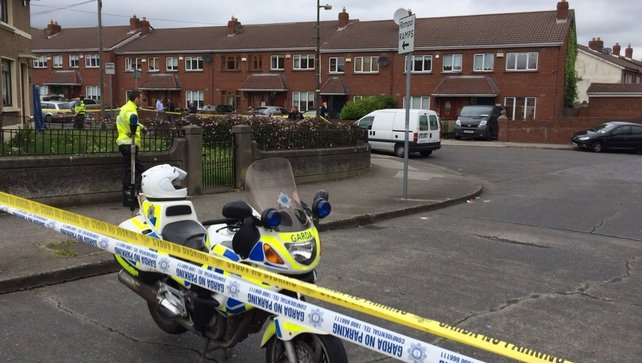 A man has been shot dead in an incident in Drimnagh, Dublin