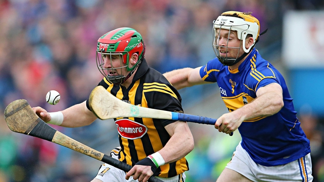 Kilkenny beat Tipperary after extra-time in the Allianz Hurling League final in May