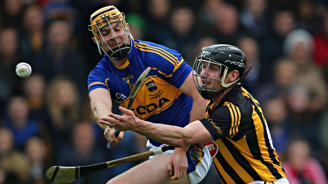 Seamus Callanan ended up as top-scorer in this year's hurling league