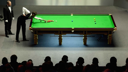 Ronnie O'Sullivan is looking for his sixth World Championship title