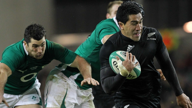 Mils Muliaina: 'I expect to learn a good bit from these young guys too and that's exciting'