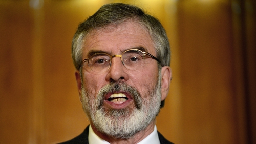 Gerry Adams was questioned for four days about the killing of Jean McConville