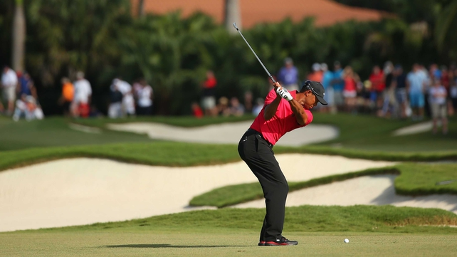 Tiger Woods: 'I'm still sore. Not from the procedure itself but the incision'