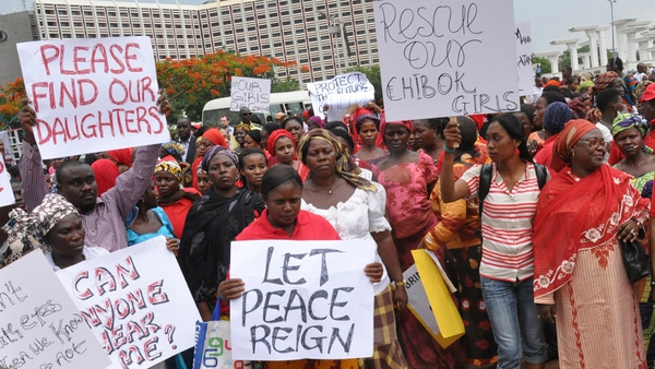 The US fears many of the abducted schoolgirls have been moved out of Nigeria