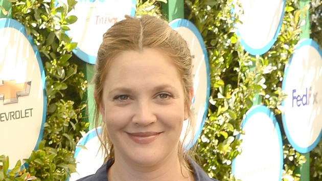 Drew Barrymore really enjoys working with Adam Sandler