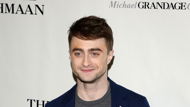 Radcliffe: ''I haven't spoken to her in quite a while