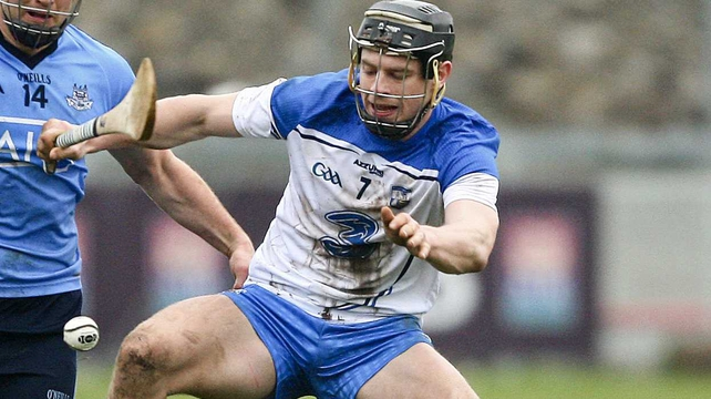 Phillip Mahony suffered the injury playing for his club on Sunday