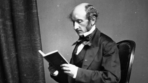 The judge made three references to John Stuart Mill during the case