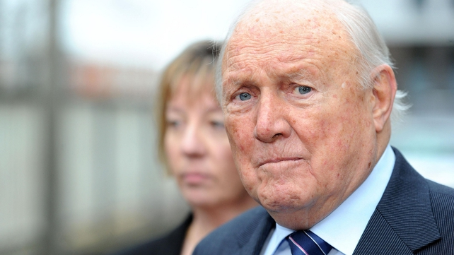 Stuart Hall is on trial for multiple rapes involving two alleged victims