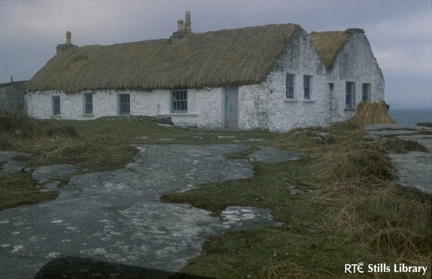 'Man of Aran' location, Inis Mór, Aran Islands