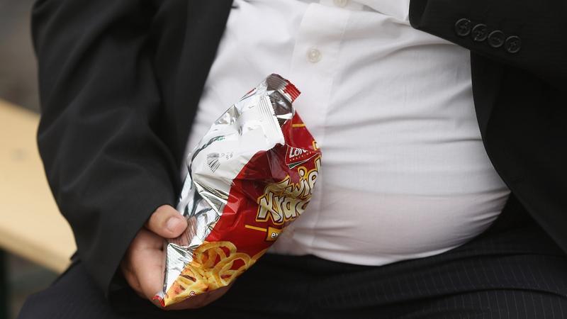 Obesity threatening EU life expectancy gains, WHO says
