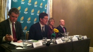 The Green Party held its European Elections launch today